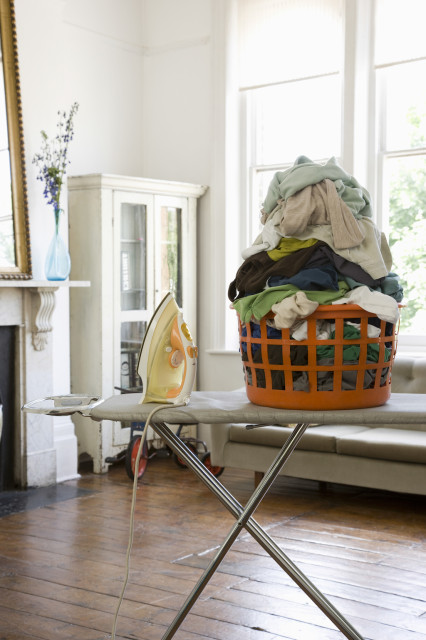 A clean and tidy home is the first step to happiness